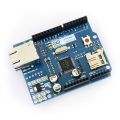 Arduino Ethernet Shield Rev3 bez PoE Modula
