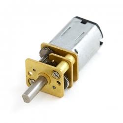 Micro Metal motor sa reduktorom 100:1