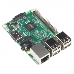 Raspberry Pi 3 - Model B (RPi3 B)
