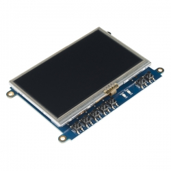 BeagleBone Black Cape LCD 4.3""